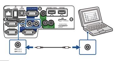 プロジェクターから音声を出す方法と接続手順まとめ