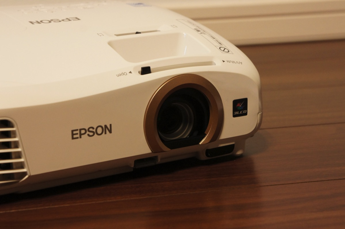 EPSON EH-TW5350レビュー ホームシアター初心者におすすめなモデル!