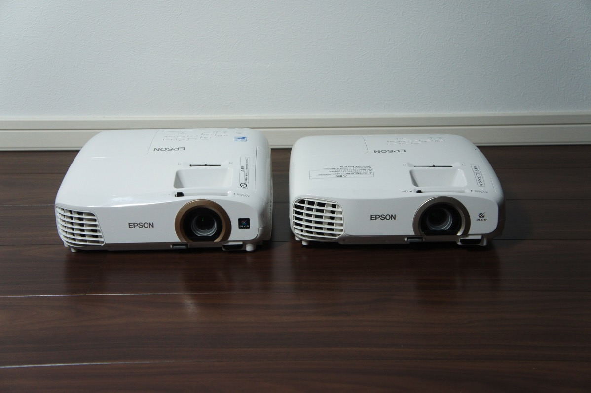 EH-TW5350とEH-TW5200比較