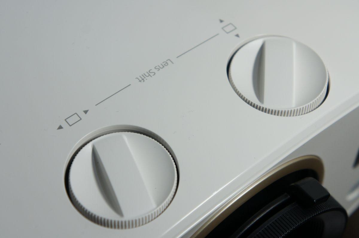 EH-TW6700 レンズシフト機能