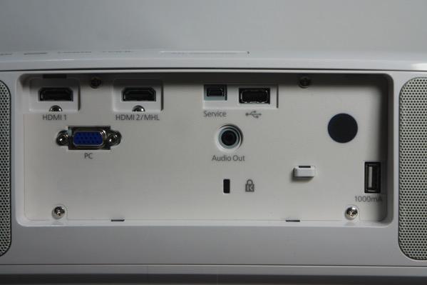 EH-TW6700接続端子